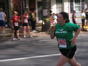 stacey running