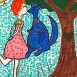 "#2. ""Blue Kangaroo"" by Anastasia"