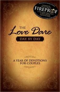 LOVE DARE BOOK