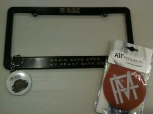 fm static car accessories