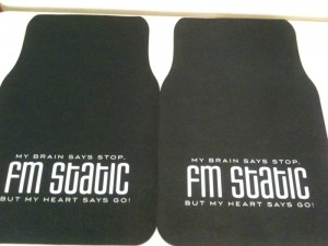 fm static floor mats