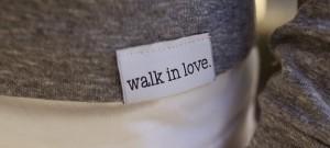 walk in love tag