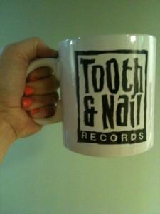 Tooth & Nail Mug