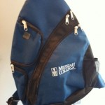 Messiah College Backpack5