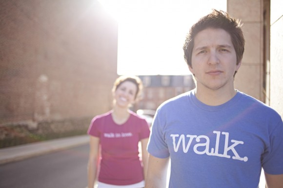 Walk In Love Clothingquality T Shirt Clearance