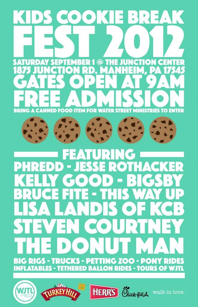 Kids Cookie Break Fest
