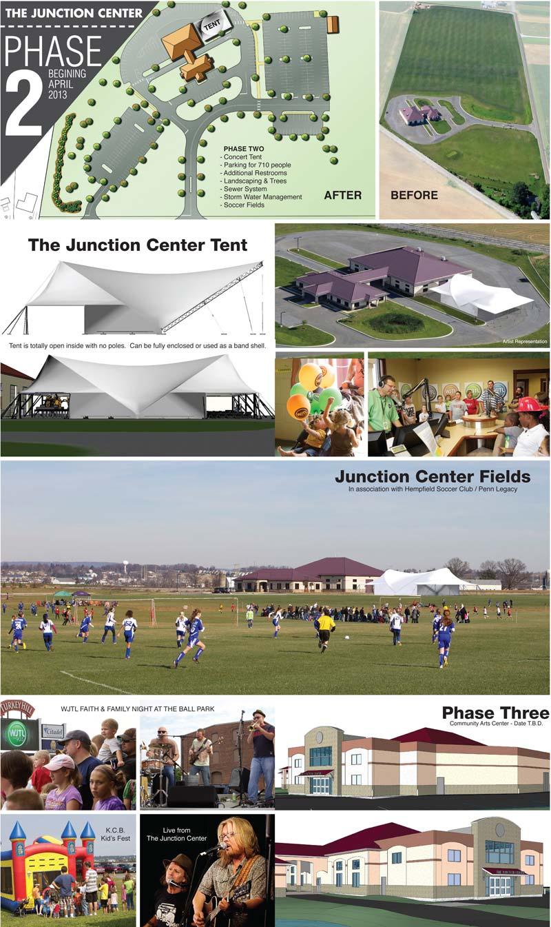 Junction Center Phase 2