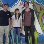 Dan, Brittany and Derek
