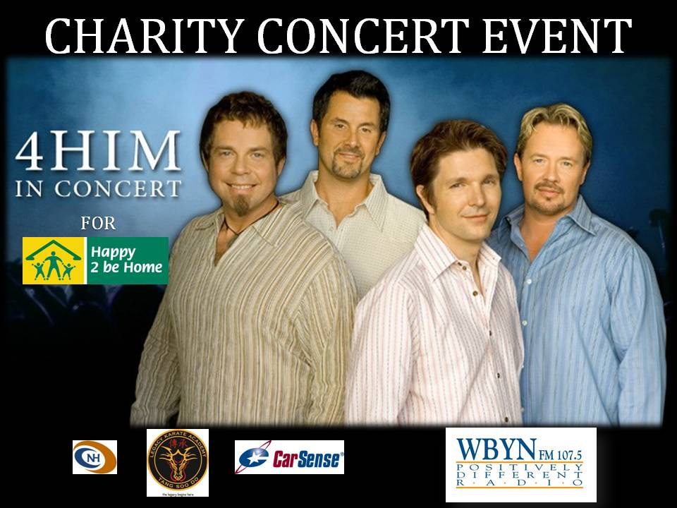 4Him Concert Banner w Sponsors Logos 08.14.13