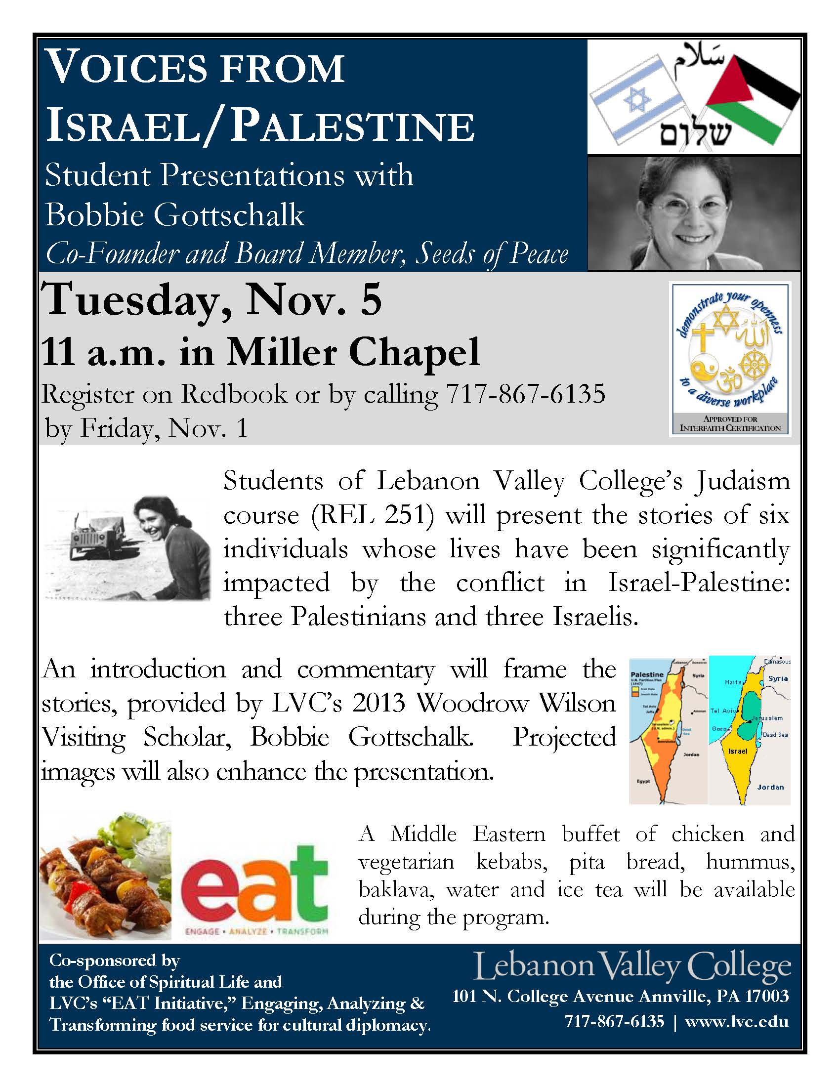 2013 11 05 Voices from Israel