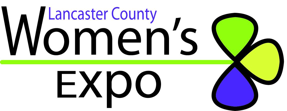 womens expo lancaster logo