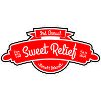 Love146 3rd Annual Sweet Relief logo