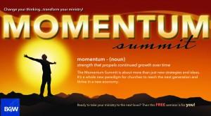 Momentum Seminar Logo