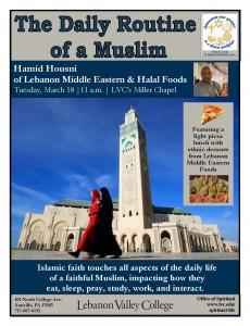 2014 03 18 Muslim Daily Life