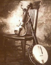 Old Banjo and Fiddle