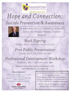 Hope and Connection Flyer 2014