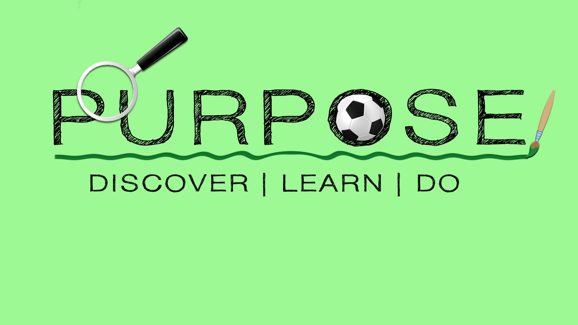 Purpose-green