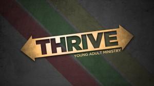Thrive Logo YAM