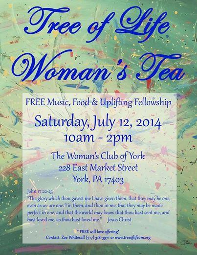 tree of life woman's tea