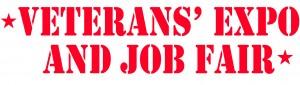 Veterans Expo and Job Fair color logo
