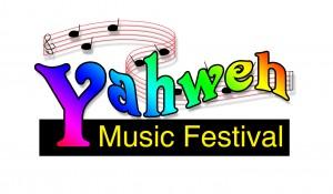 Yahweh Fest Logo NO YEAR