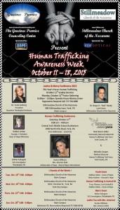 Human Trafficking Awareness Week Flyer 11X17 Borderless sm