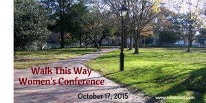 Walk This Way Women's Conference