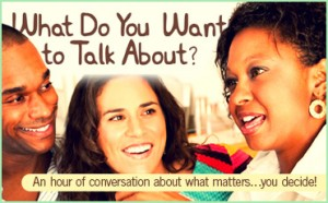 Eblast.What Do You Want to Talk About