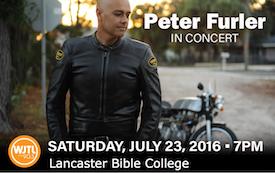 Peter Furler LBC ad