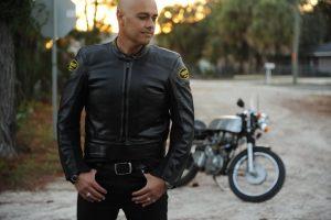 Peter Furler Solo Motorcycle