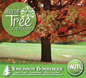 Arbor Day Tree Giveaway