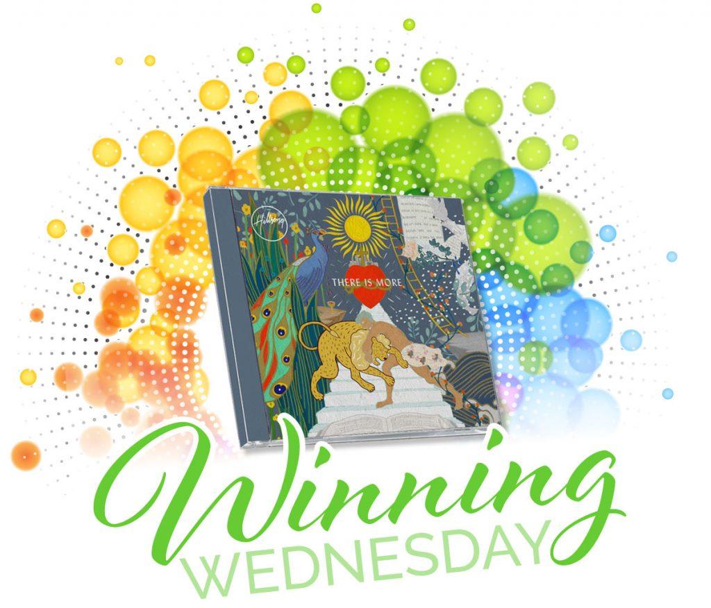 Winning Wednesday Hillsong CD