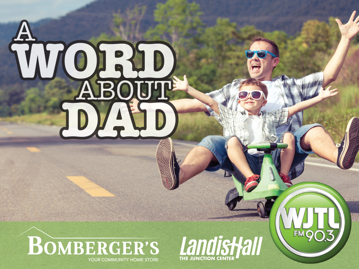 Word About Dad