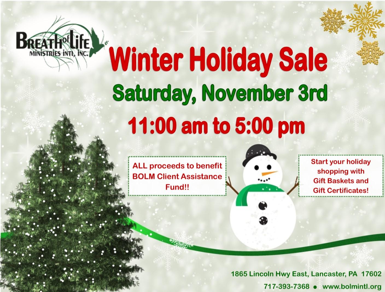 WJTL FM 90.3 – Christ. Community. Music.Winter Holiday Sale