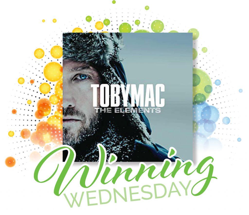 Winning Wednesday TobyMac
