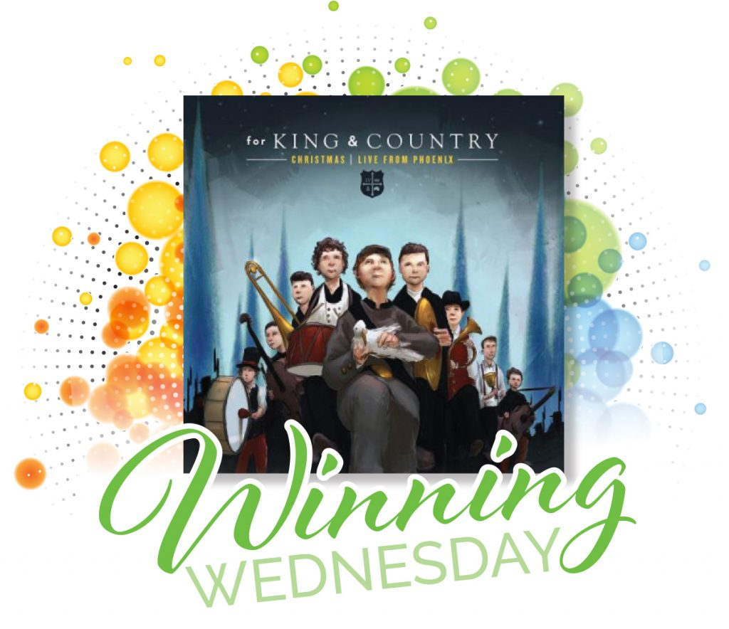 for King & Country CD