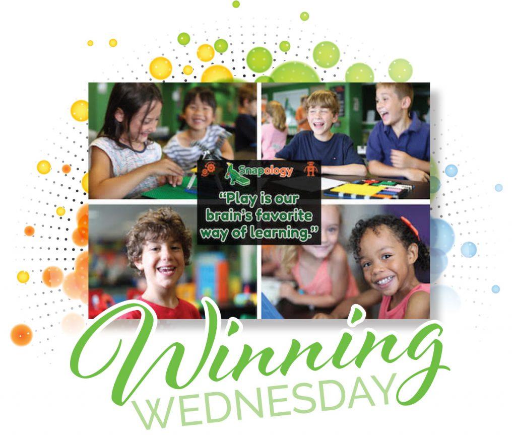 Winning Wednesday Snapology