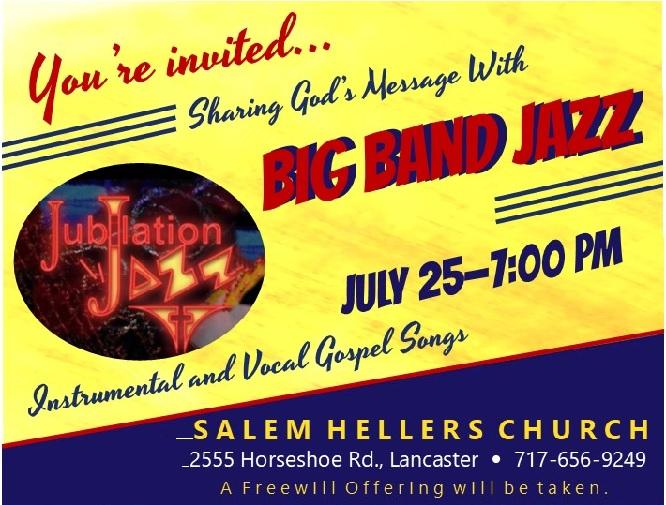 WJTL FM 90 3 – Christ  Community  Music Christian Big Band Jazz Concert