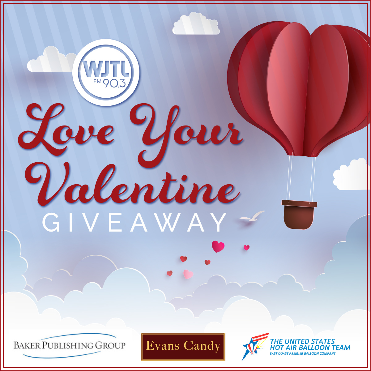 Love Your Valentine Giveaway
